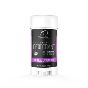 Herbal Lavender Organic Deodorant