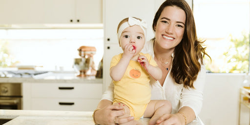 Postpartum Nutrition Q&A with Registered Dietitian (and Mom!) Lisa Mastela, MPH, RD