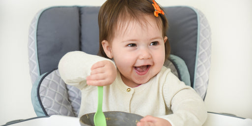On Solid Ground: Starting Solids and Early Allergen Introduction Presented by Tummy Thyme