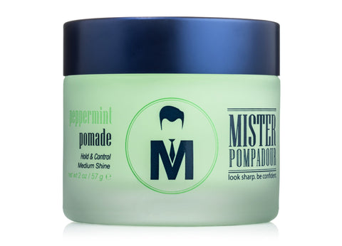 Peppermint Pomade, 2 oz