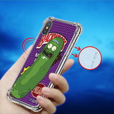 Pickle iPhone Case