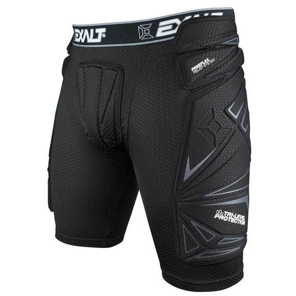 Exalt FreeFlex Slide Shorts -Black