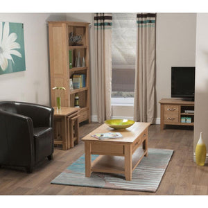 Sherwood Oak Leaner Wall Mirror - 120 cm - Perfectly Home Interiors