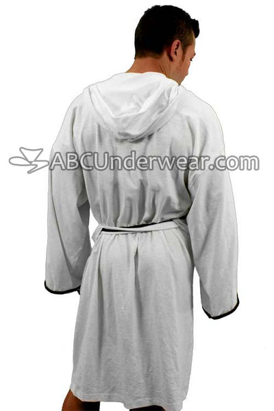 Cotton Slub Zen Robe