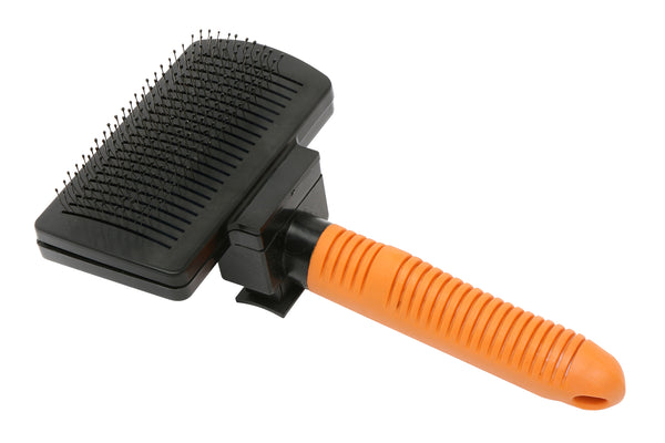 Self Cleaning Slicker Brush