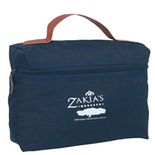 Load image into Gallery viewer, BAG-001 | Signature Toiletry Bag - Blue