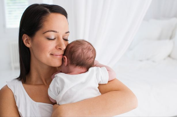 Why Your Baby Loves a Cuddle