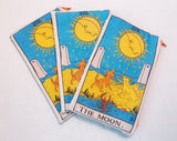 The Moon Tarot Bag