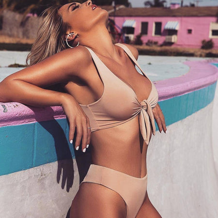 Mad Love Off Shoulder Bikini