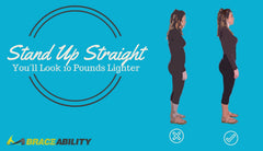 Stand Up Straight: You'll Look Ten Pounds Lighter