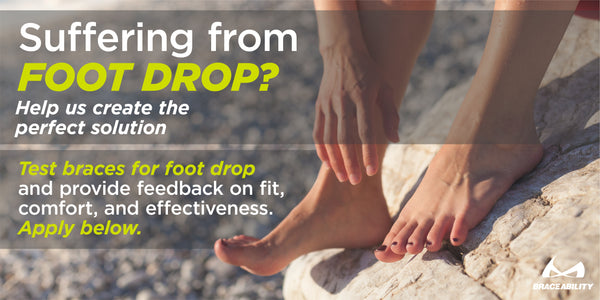 afo brace for foot drop new design product advisory team