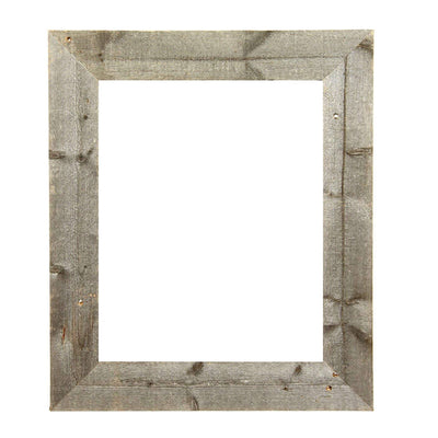 Rustic Farmhouse 3-Inch Open Picture Frame