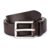 DARK BROWN JEANS BELT