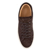 Colton Dark Brown Suede