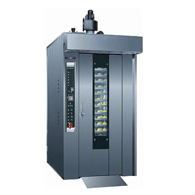 Rotary Oven C/W Trolley- 12 tray CRO-12D (special order)