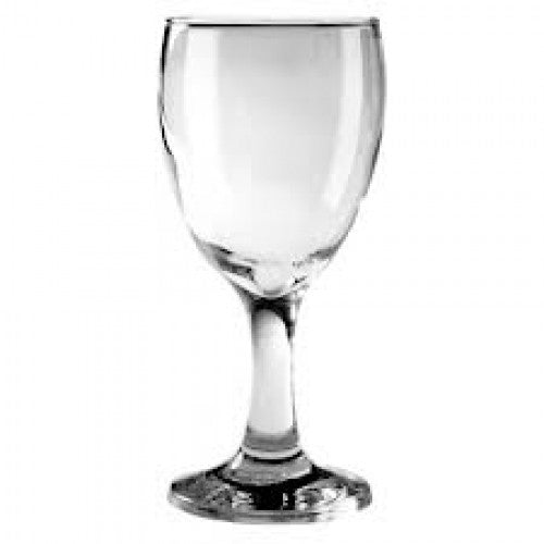 Red Wine Glass 255ml Aqua Glassware