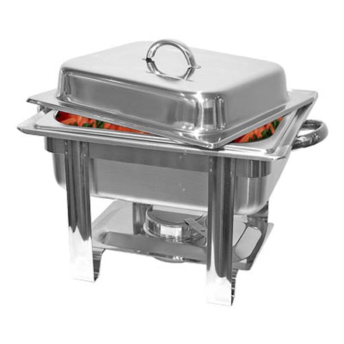 Chafing Dish Square - Half Size Global