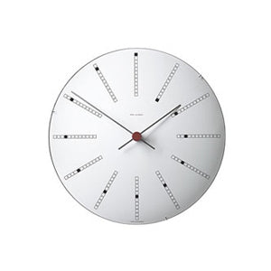 Banker's Clock by Arne Jacobsen