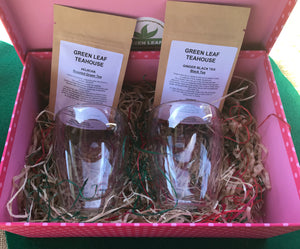 DOUBLE WALLED GLASSES GIFT PACK