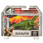 12-17cm Jurassic World Toys Attack Pack Velociraptor Blue Figure Dimorphodon Gallimimus Dragon PVC Action Figure Model Dolls Toy