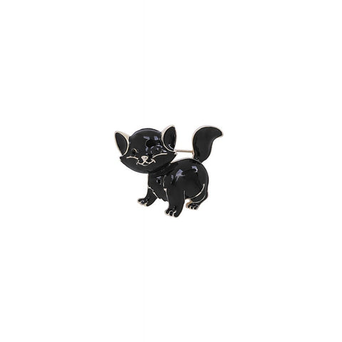SWEET KITTY BROOCH
