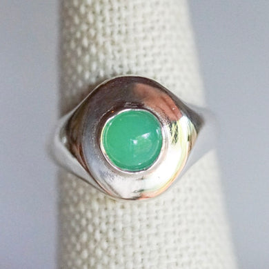 Silver Original Signet Ring