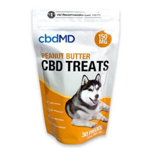 CBD Dog Treats by cbdMD