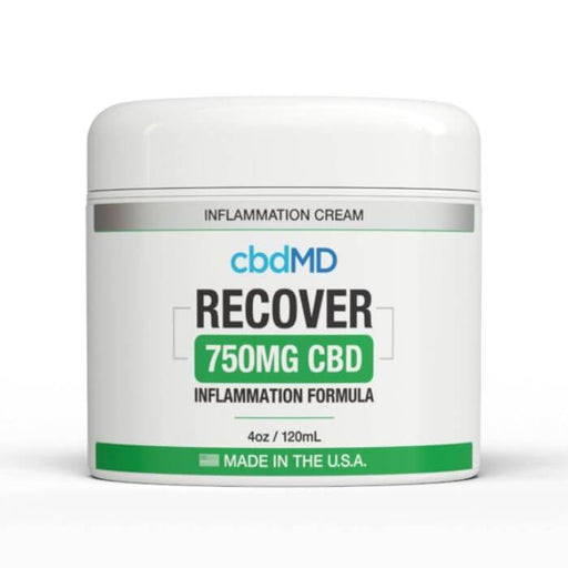 CBD Inflammation Formula by cbdMD