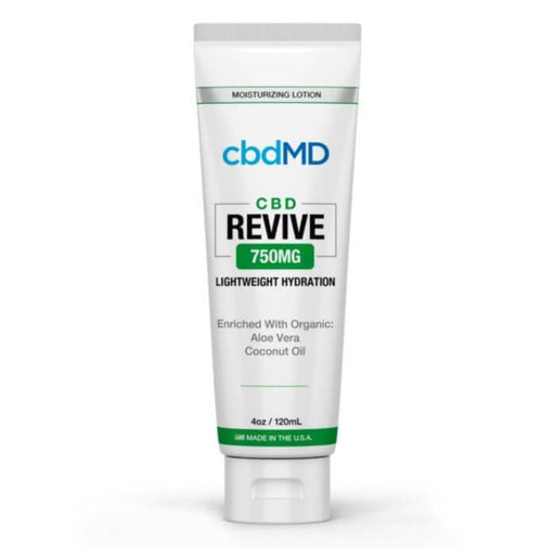 CBD Moisturizing Lotion by cbdMD