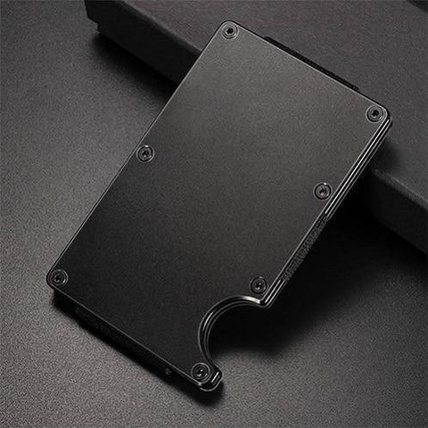 Image of Mini Card Holder and Money Clip