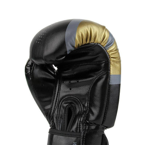 Image of Leather Boxing Gloves