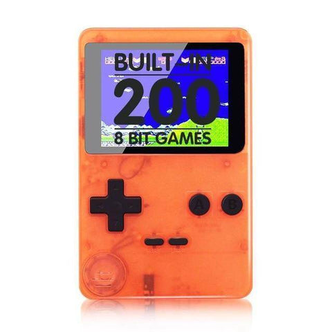 Image of Mini Retro Handheld Pocket Game with 168 Built-in Classic Games