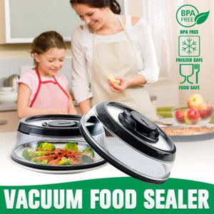 iVac™  Instant Vacuum Food Sealer