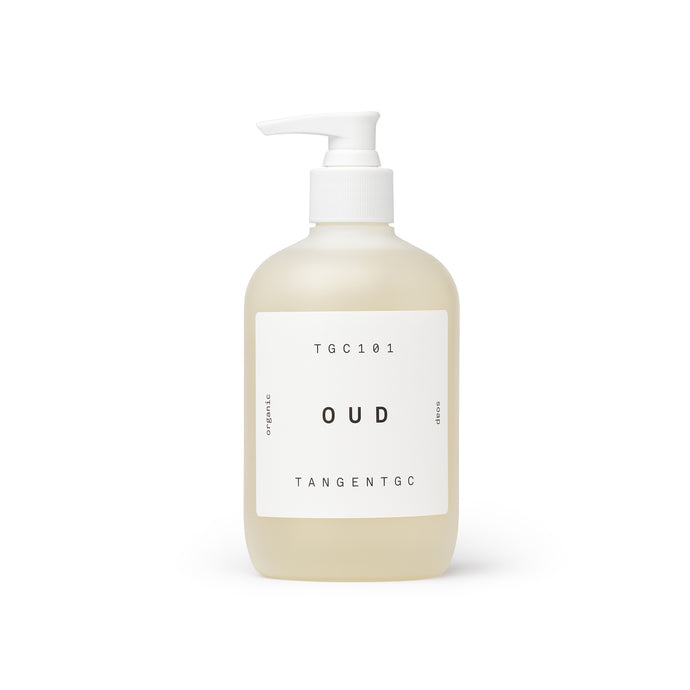 Tangent GC Oud Organic Soap 350ml
