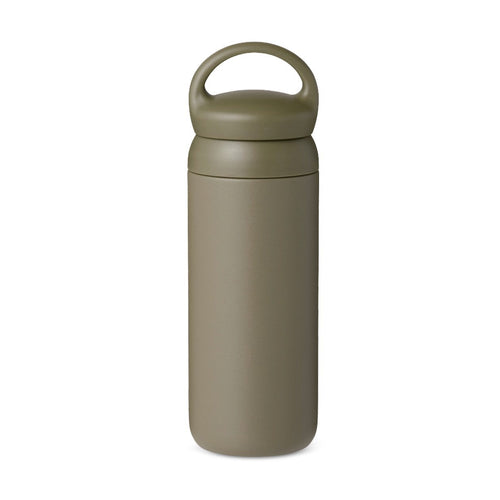 KINTO 500ml Day Off Travel Tumbler - Khaki