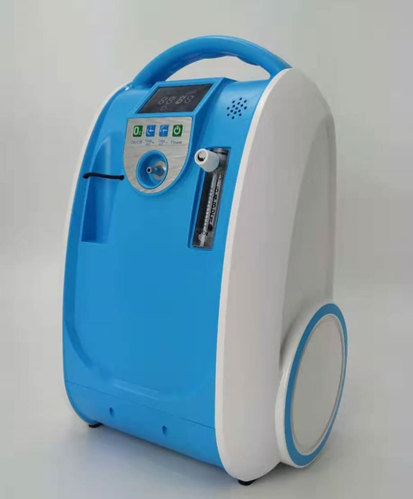 Portable Oxygen Concentrator for Health Care Medical Anion Oxygen Generator Oxygen Purifier Oxygen Bar (3)