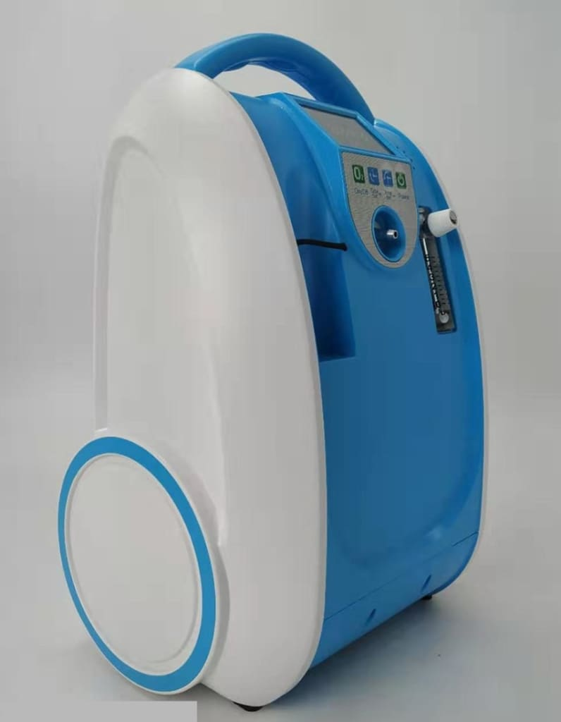 Portable Oxygen Concentrator for Health Care Medical Anion Oxygen Generator Oxygen Purifier Oxygen Bar (2)