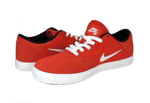 Nike SB Check Grade School Skateboarding Shoe Red / White / Black - Got Your Shoes
