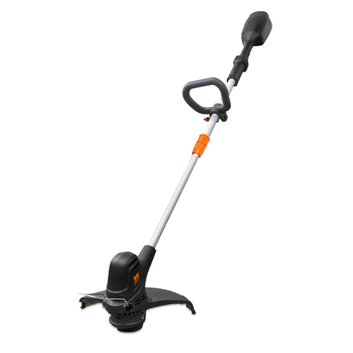 WEN 40413 40V Max Lithium-Ion Cordless 14-Inch 2-in-1 String Trimmer and Edger with 2Ah Battery and Charger