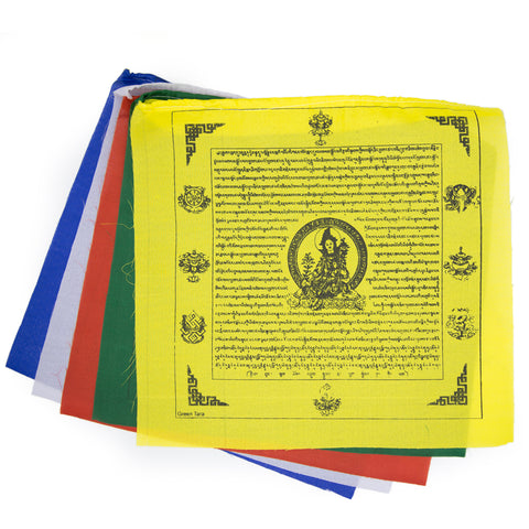 21 Taras Prayer Flag - Set