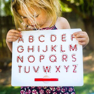 Magnetic Alphabet Learner | Home Accessories - Magnetic Alphabet Learner