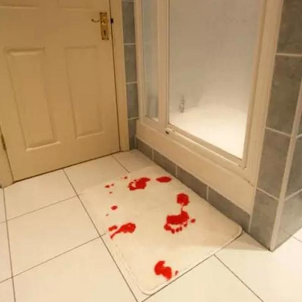 Mat | Home Accessories - Bloody Bath Mat