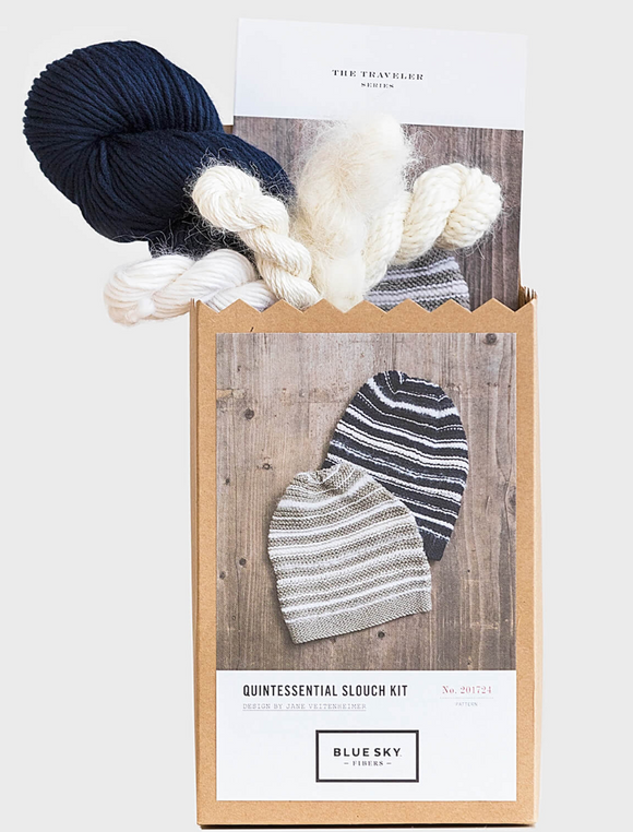Quitessential Slouch Kit -