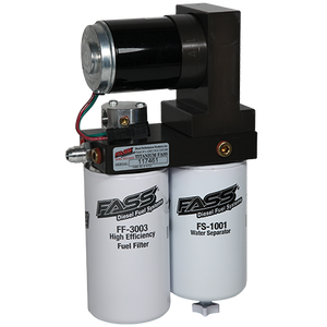 Fass Fuel T D07 165G Titanium Series Diesel Fuel Lift Pump 165GPH Dodge Cummins 5.9L and 6.7L 2005-2016
