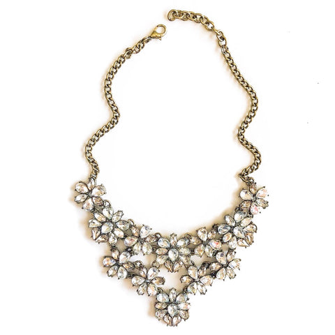 Rachael Rhinestone Necklace