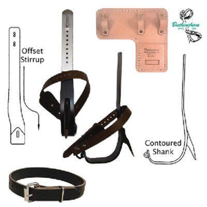 Buckingham SB95059 Tree Climber Kit, Arborist's Gear - Landscape Tools garden arborists