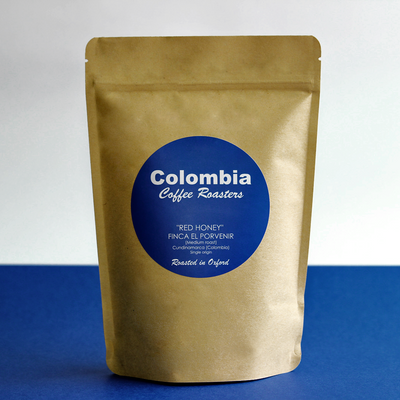 COLOMBIA FINCA EL PORVENIR <br> (RED HONEY)
