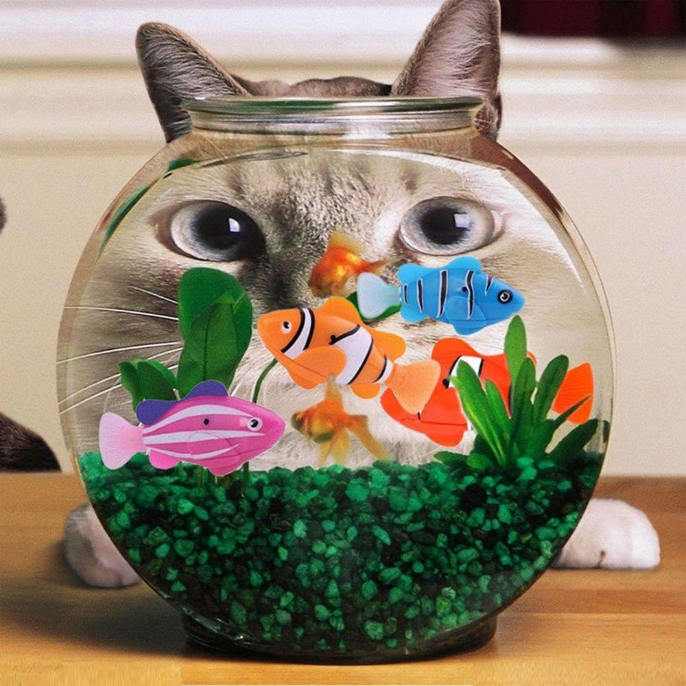 75% OFF TODAY Funny Electronic Robot Fish