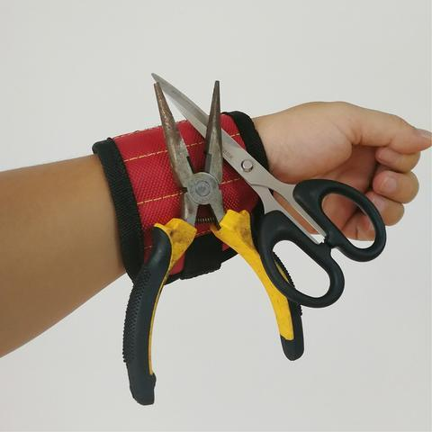 Magnetic Wristband Pocket Tool