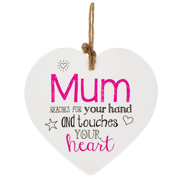 From The Heart Plaque Mum 288100  rjsmith-son.co.uk